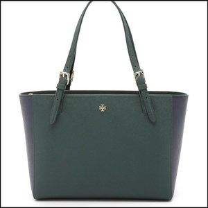 Tory Burch Saffiano Leather York Tote